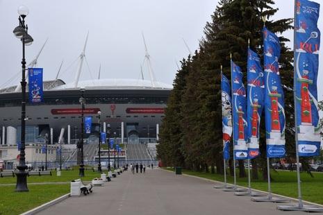 Кубок конфедераций в Петербурге: как добраться до стадиона